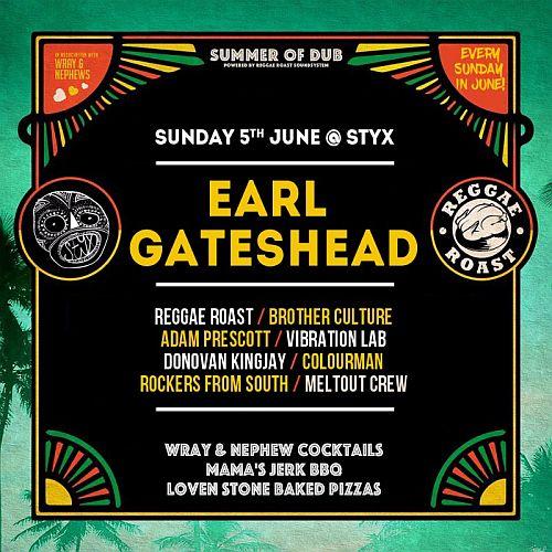 Reggae Roast Sundays