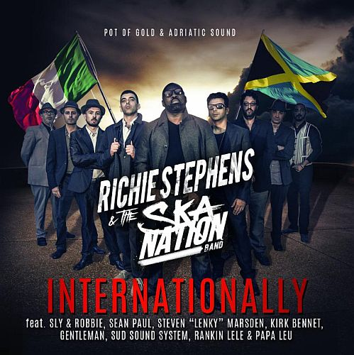 Richie Stephens Ska Nation new album Internationally
