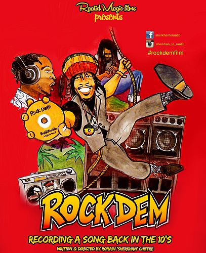 Rock Dem Movie Poster