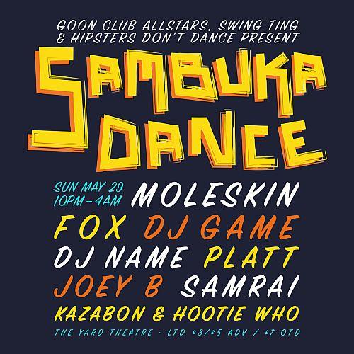 Sambuka Dance 2016