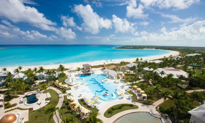 Sandals Top Caribbean Spa