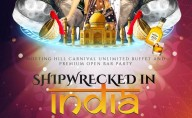Shipwrecked NHC Carnival party 2015