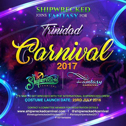 Shipwrecked TT carnival 2017