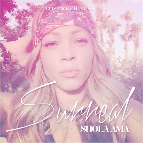 Shola Ama Surreal Album Cover