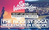 Soca 2016 Weekender Flyer