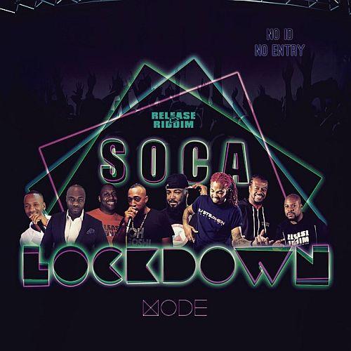 Soca Carnival Lockdown 2016