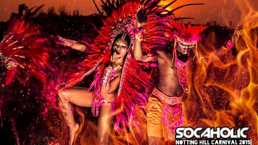 Socaholic Mas 2015