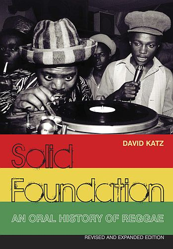 Solid Foundation Book Cover