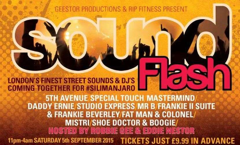 Soundflash Camden Centre