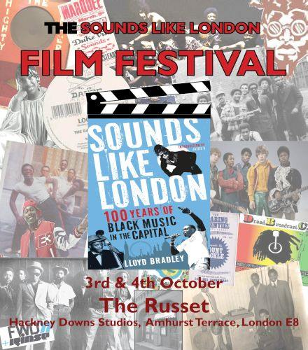 Sounds Like London Festival 2015