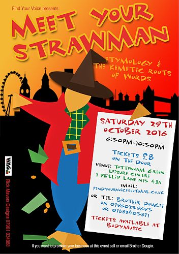 Meet your Strawman