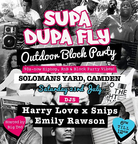 Supa Dupa Block Party