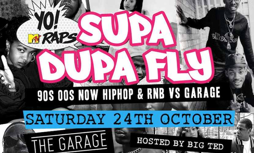 Supa Dupa Fly Oct 2015