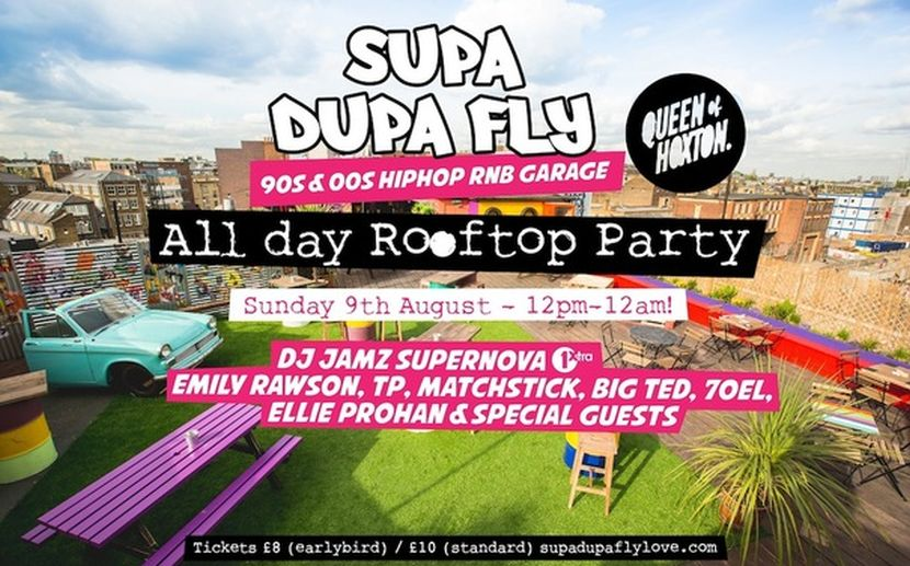 Super Duper Roof Party 2015