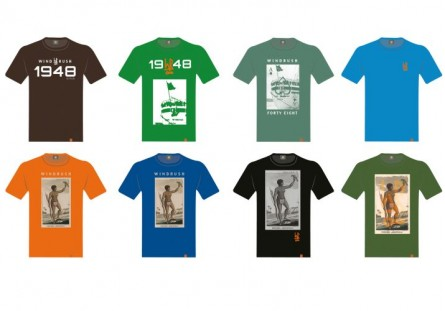 Windrush 48 Clothing T-Shirts