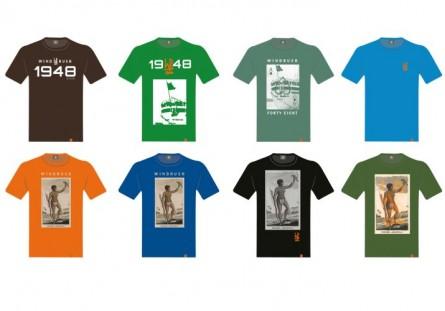 Windrush 48 Clothing T-Shirts