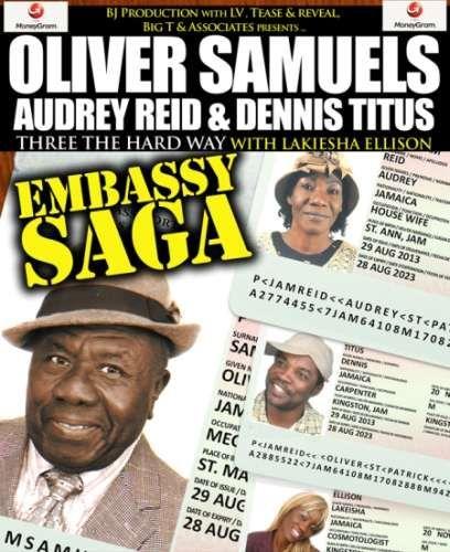 Embassy Saga Oliver Samuels