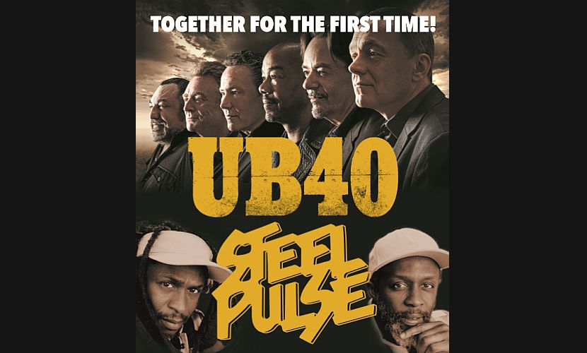 UB40 + Steel Pulse Live