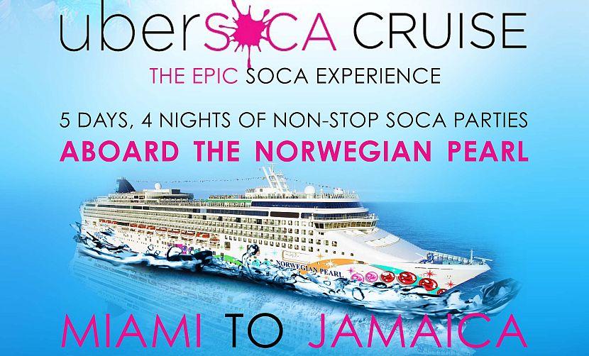 ubersoca 2016 Cruise