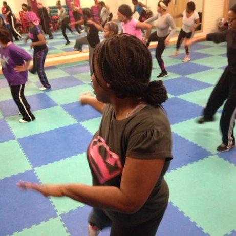 Universal Connection Soca Aerobics classes