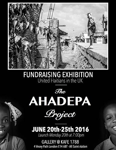 Ahadepa exhibition