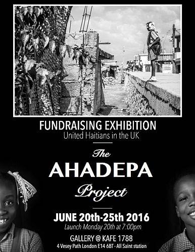 Ahadepa exhibition