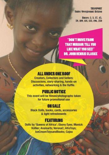 Black Dolls Expo 2015
