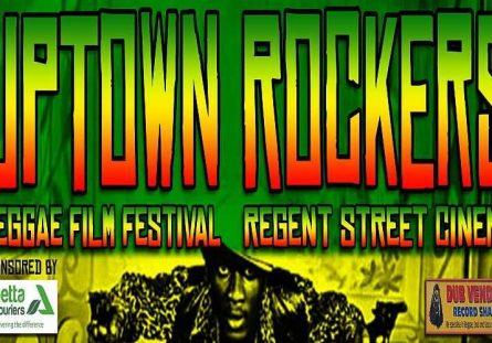 Uptown Rockers Reggae Film Festival 2016