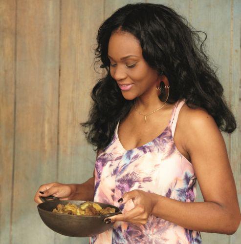 Vanessa Bolosier Caribbean Food