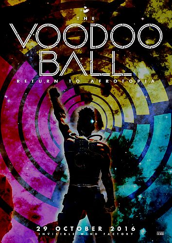 Voodoo Ball 2016 Liverpool Halloween Party