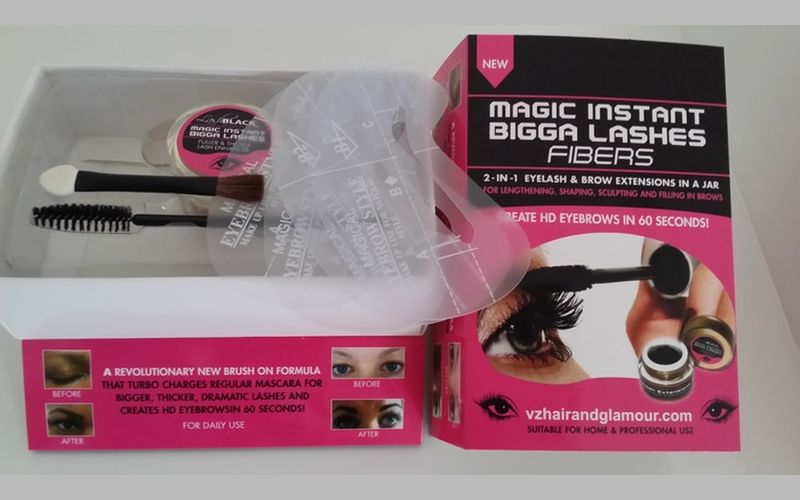 VZ Hair & Glamour Magic Instant Bigga Lashes