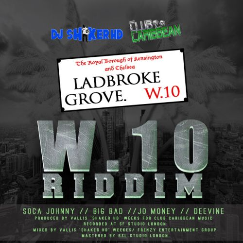 W10 Riddim -Club Caribbean Music/Shaker HD