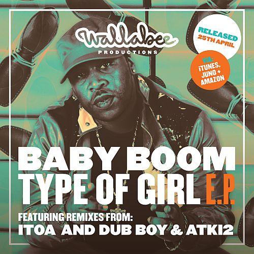 Wallabee Type of Girl EP