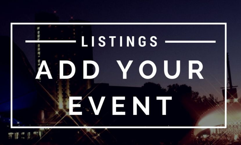 Whats on - add event