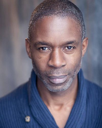 Wil Johnson UK Actor