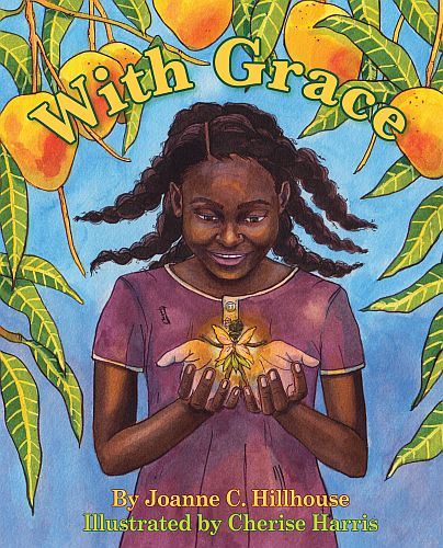With Grace by Joanne C Hillhouse