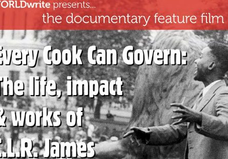Worldwrite CLR James Documentary