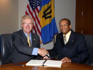 Barbados deal
