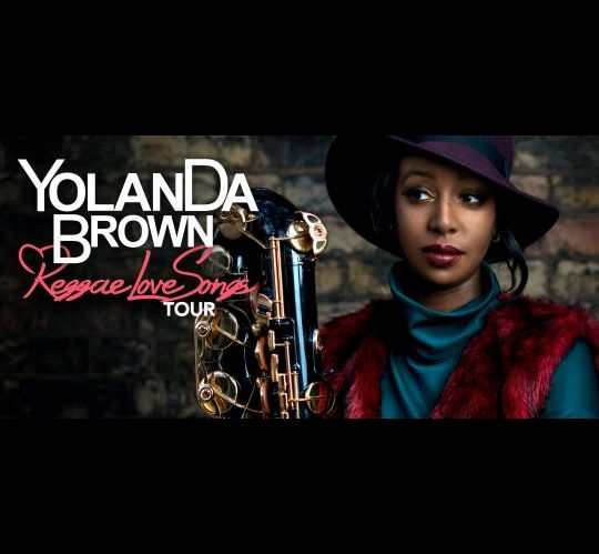 Yolanda Brown 2016 Tour