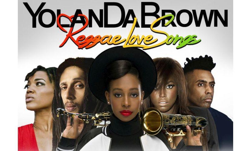 Yolanda Reggae Love Songs