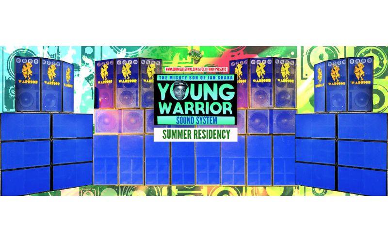 Young Warrior Sundays 2016
